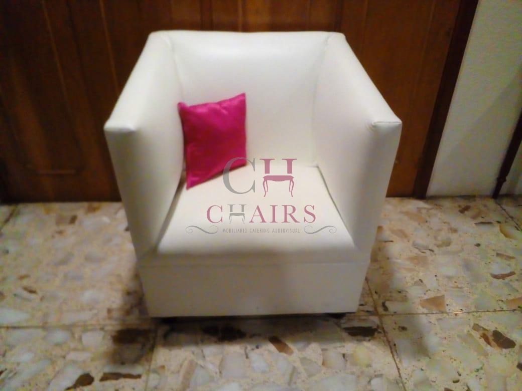 Renta de sillón lounge